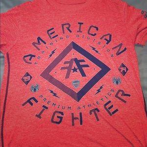 American Fighter men's shirt